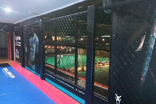 Cage Wall