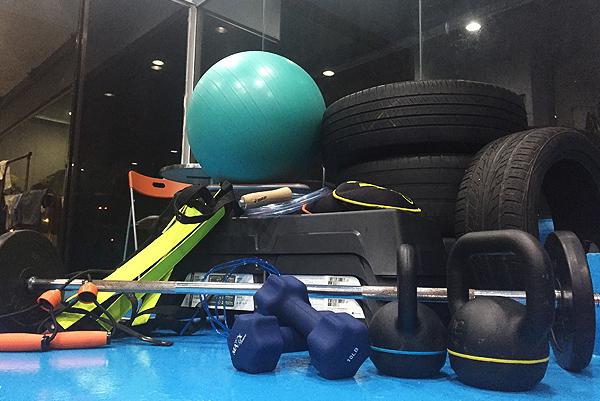 Weights & Equipments